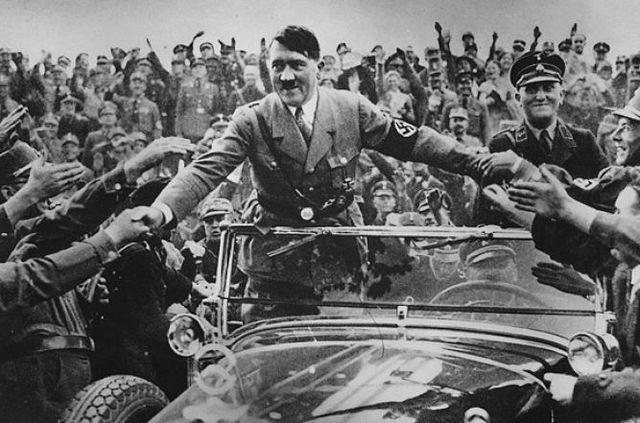 Hitler becomes president.