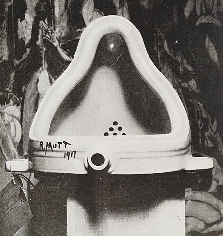 Nº 27 Fuente Marcel Duchamp