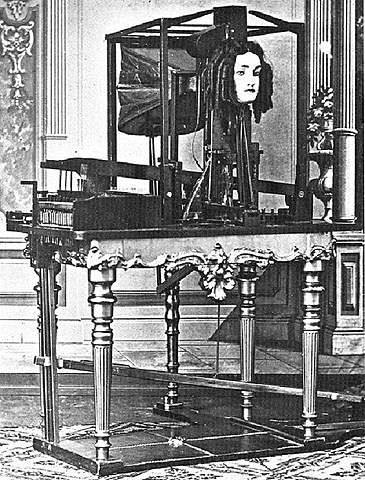une machine à parler