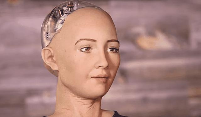 Premier robot citoyen du monde