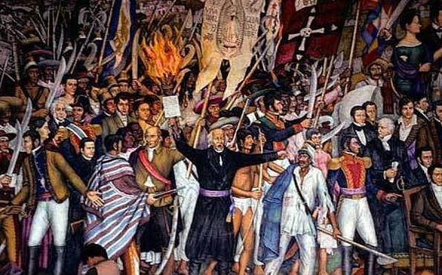 inicio de la guerra de independencia de mexico