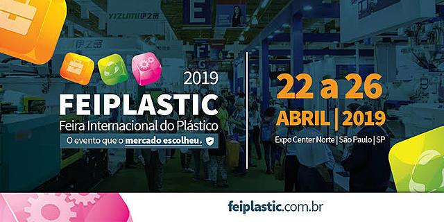 Feira sobre plásticos FEIPLAST