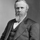 President rutherford hayes 1870   1880 restored