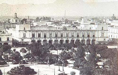 El Ayuntamiento De La Ciudad De México.