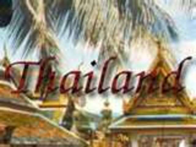 First time in thailand