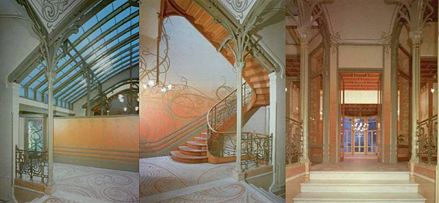 Nº 26 Casa Tassel Victor Horta