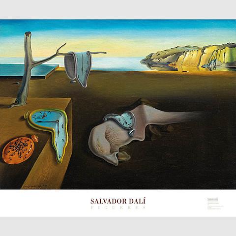 Nº 28 La Persistencia de la memoria. Dalí