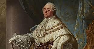 Accession of Louis XVI
