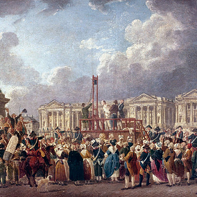 French Revolution Key Events timeline