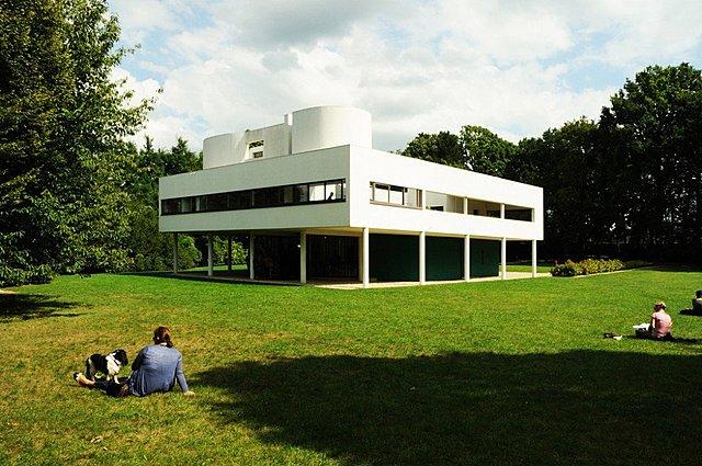 Nº 40 Ville Savoye,  Le Corbusier