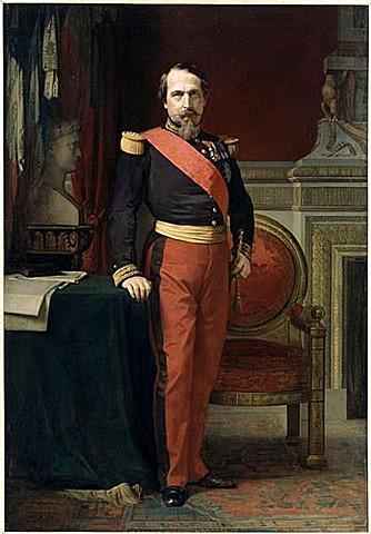 Louis Napoleon makes himself Emperor