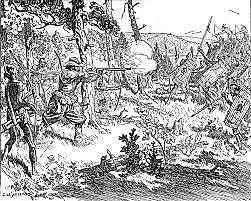 English Battles Iroquois Again