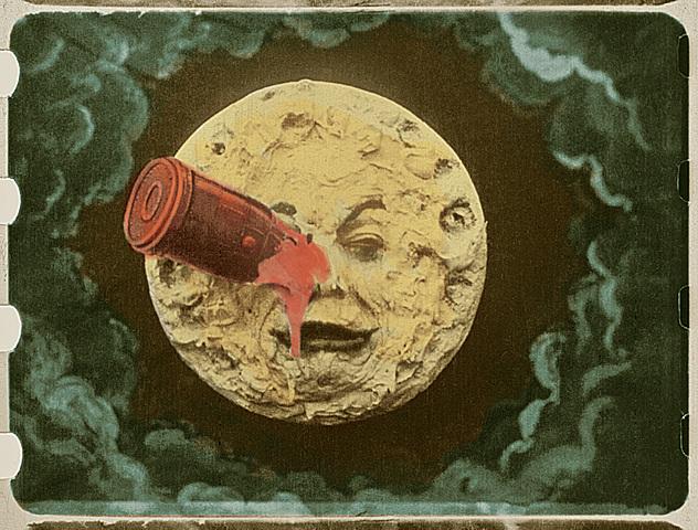 Nº 22 Viaje a la Luna, Méliès 1902