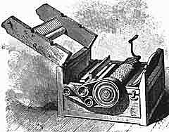 Eli Whitny Invented the Cotton GIn