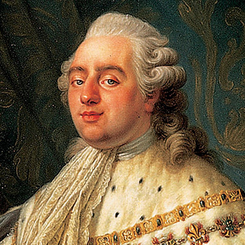 Accession of King Louis XVI
