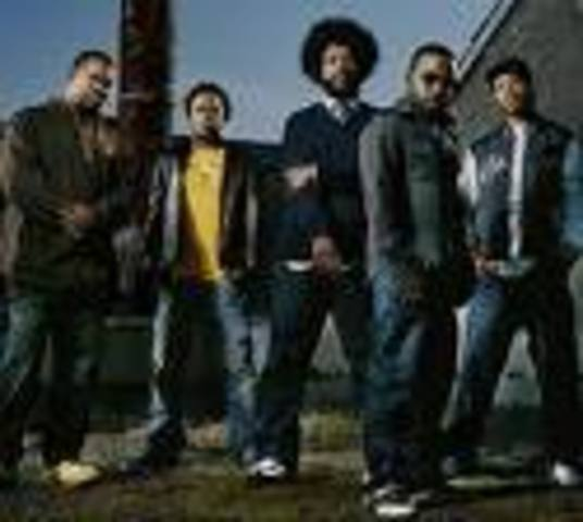 """# 1 rap song The Roots - """"You Got Me"""""""