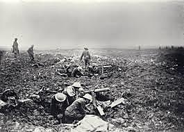 La bataille de la crête de Vimy (1917