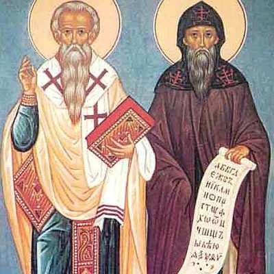 Εκχριστιανισμος των Σλάβων timeline