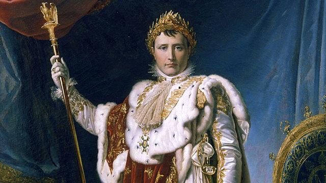Napoleon declares himself Emperor