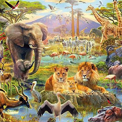 Línea de Tiempo de la Evolución  de los Animales timeline