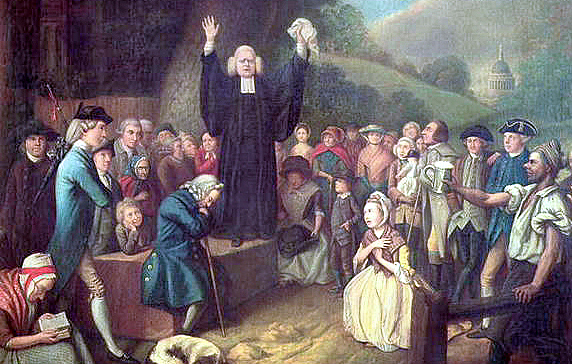 The Great Awakening and George Whitefield