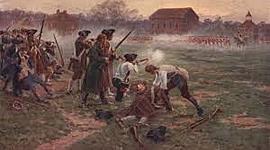 American Revolution- Fox timeline