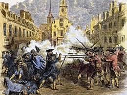 The Boston Masacre