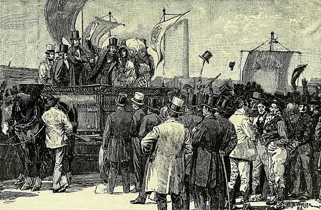 Chartists Reform Parliament