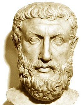 PARMENIDES ( K.a. 515- K.a. 450)