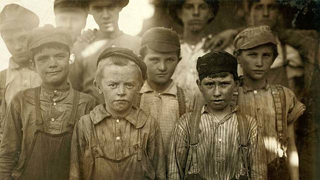 Abolition of Child labor