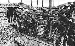 La Deuxième bataille d'Ypres