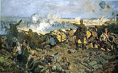 (La Deuxième bataille d'Ypres (1915)