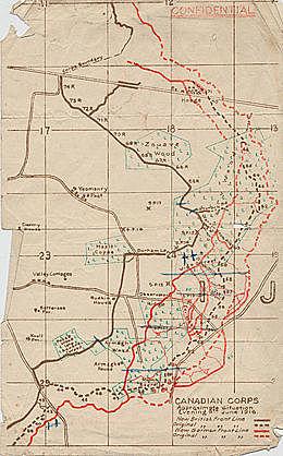 , La bataille de Mont Sorrel (1916)