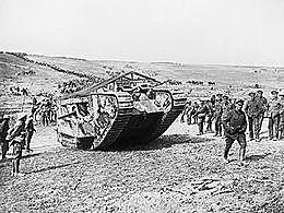 La bataille de la Somme (1916)