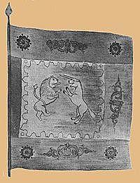 9 мая 1582 года в устье Туры казакам пришлось принять бой с шестью татарскими князьками