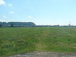 4 октября Кучум встретил казаков у Чувашского мыса. Поджидая казаков, хан собрал большие силы почти 15 тыс. чел. Кучум потерпел поражение и отступил в Ишимскую степь.