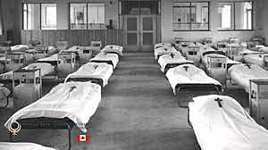 Health at Residential Schools