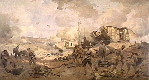 La Bataille de Ligne Hindenburg