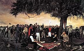 capture of san jacinto
