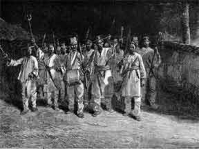 More on the Taiping Rebellion (In the Manchu Goverment)