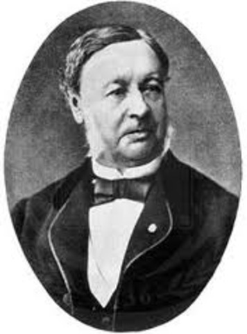 Theodor Schwann states all animals are made of cells