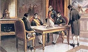 iniciación de La Conspiración de Valladolid.