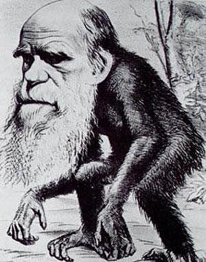Publicación del Origen del hombre