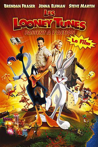 """Morin - La narration figurée, montage video / """"Les Looney Tunes passent à l'action"""" de Joe Dante (2003)"""