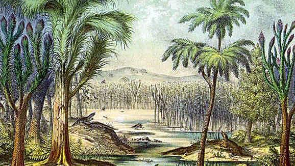 Período Silúrico (Era Paleozoica)