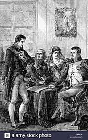 Fernando VII renuncia a la corona española