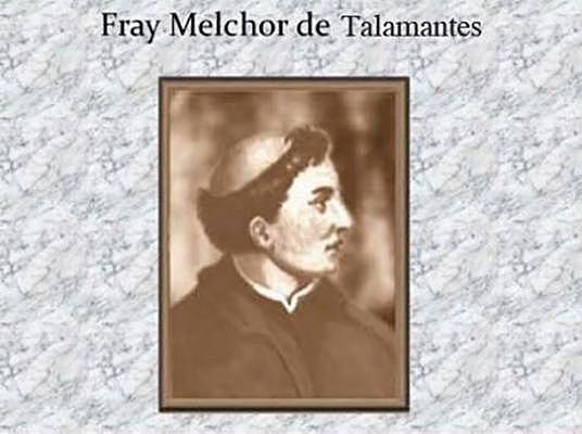 Fray Melchor de Talamantes