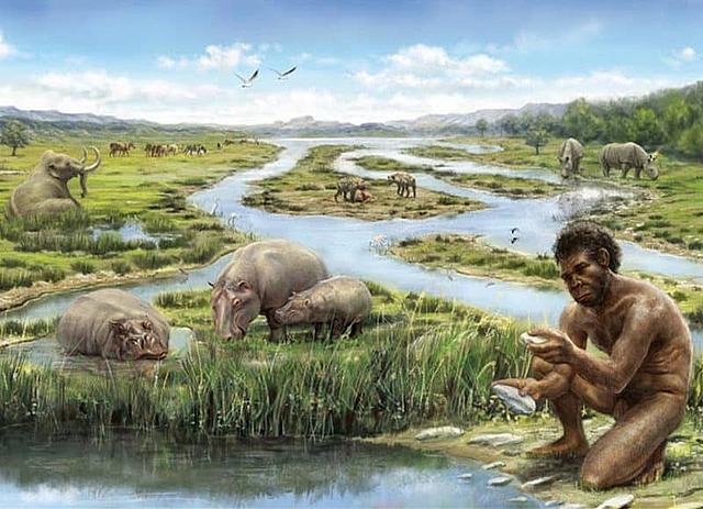 Época Pleistoceno (Período Cuaternario)