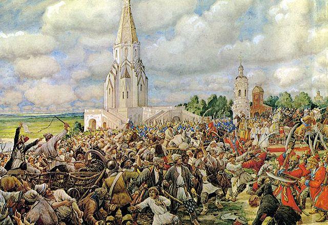 Медный бунт в Москве