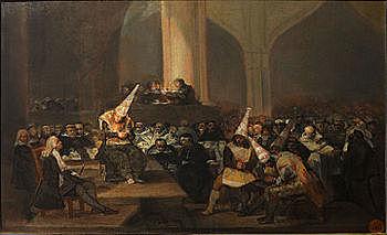 Napoleón decreta la supresión de la Inquisición española.